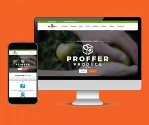 Proffer Produce Site